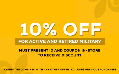 Checkout To Receive Your Special Discount Military Coupon Below Is A Printable Just Click On The And Print Bring Store With